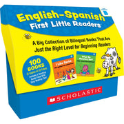 Engl Span 1st Little Readers Lvl B