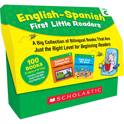 Engl Span 1st Little Readers Lvl C