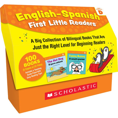 Engl Span 1st Little Readers Lvl D