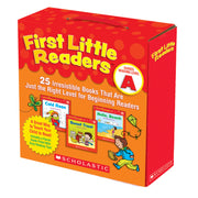 First Little Readers Parent Pack Guided Reading Level A