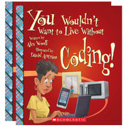 (2 Ea) You Wouldnt Want To Live W-o Coding Book