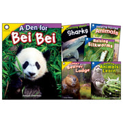 Animals Grades K 1 6 Book Set Smithsonian Informational Text