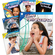 History & Culture Spanish Gr K-1 6 Book Set Smithsonian Info