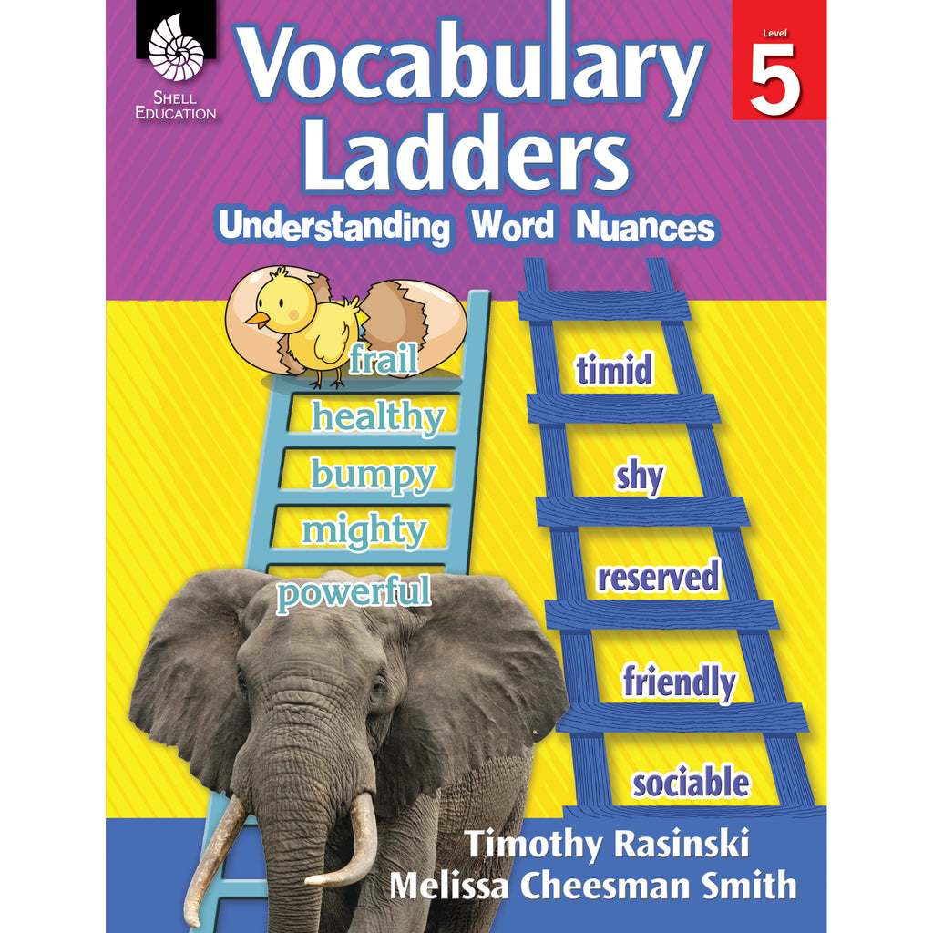 Vocabulary Ladders Gr 5