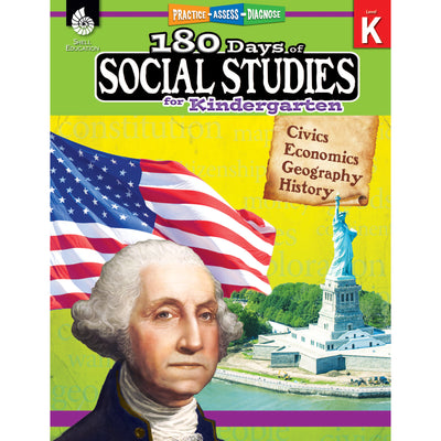 180 Days Of Social Studies For Gr K