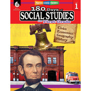 180 Days Of Social Studies For Gr 1