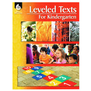 Leveled Texts For Kindergarten