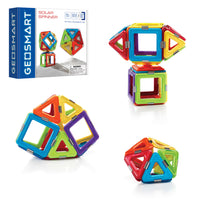Solar Spinner 23pc Magnetic Construction