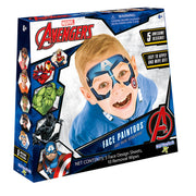 Face Paintoos Marvel Avengers 5pk - Student Spotlight