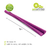 SMART FAB ROLL 48X40 DARK PURPLE