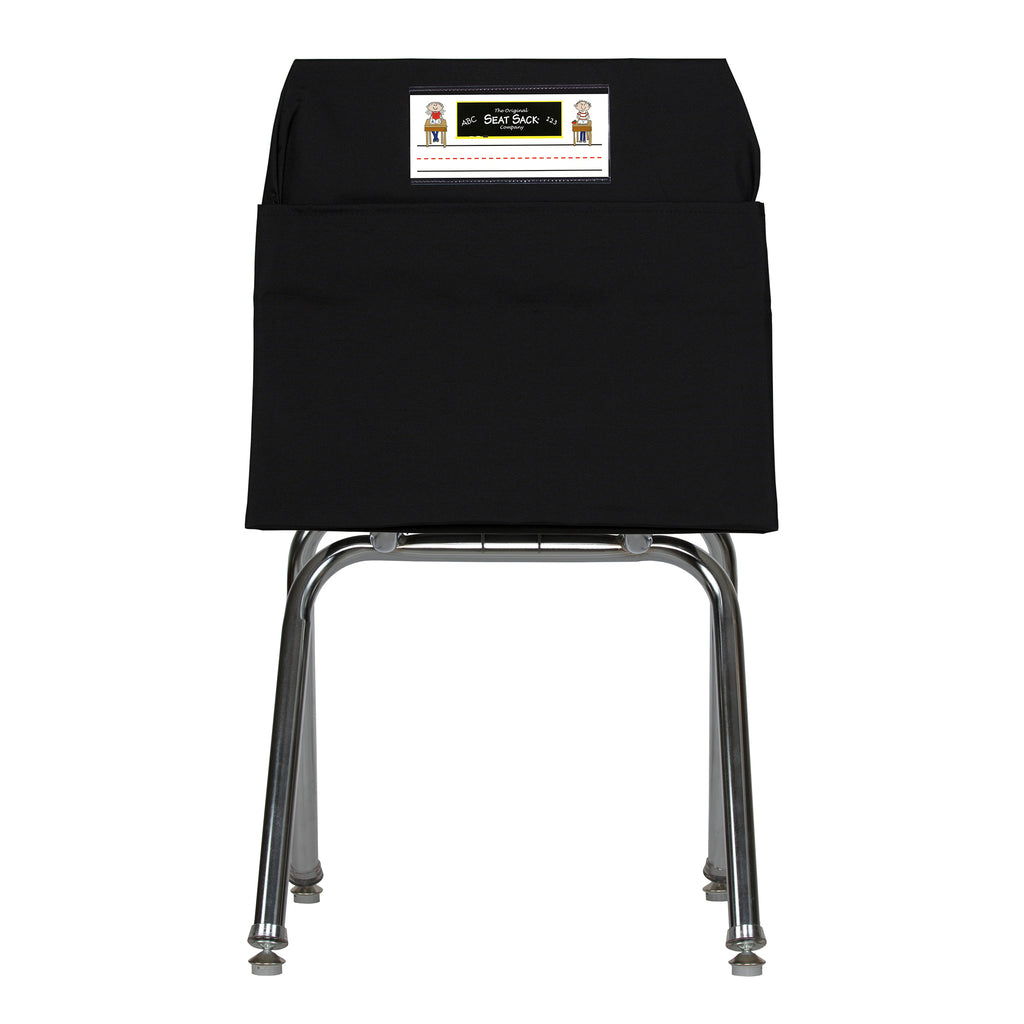 Seat Sack Medium 15 In Black