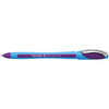 Slider Memo Xb Ball 10 Pens Purple Schneider