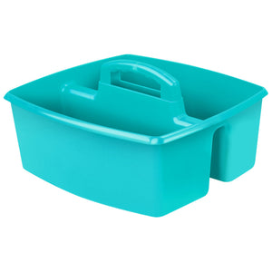 (3 Ea) Large Caddy Teal