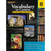 Gr 8 Vocabulary In Context For The Common Core Standards