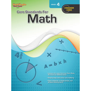 CORE STANDARDS FOR MATH GR 4