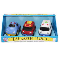 Tailgate Trios Emergency