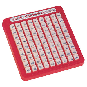 MATH KEYBOARDS MULTIPLICATION