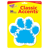 PAW PRINT CLASSIC ACCENTS
