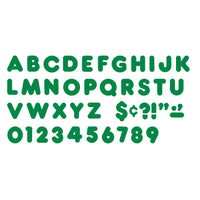 Ready Letters 4 Casual Kelly Green