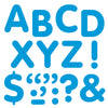 (6 Pk) Stick-eze 2 In Letters & Marks Blue