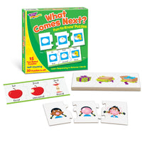 (3 Ea) What Comes Next Sequencing Puz Fun- To-know Puzzles