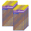 (12 Pk) Supershapes Stickers Teddy Bears - Student Spotlight