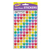 (12 Pk) Supershapes Colorful Sparkle 400 Per Pk Stars