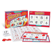 Bingo Numbers Ages 4 & Up