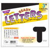 Ready Letters 3 Inch Casual Black