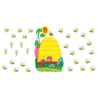(2 St) Bb Set Busy Bees Job Chart Plus