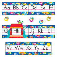 Owl Stars Alphabet Bb Set