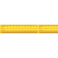 (6 Pk) Bolder Borders Ruler