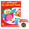 My Alphabet Book 28pg Wipe-off Books