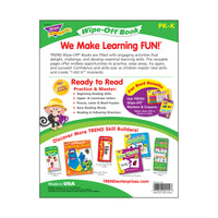 Ready To Read Level 1 Monkey Mischief Wipe Off Book Gr Pk-k