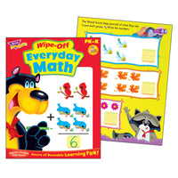 Everyday Math Wipe Off Book Gr Pk-k