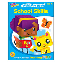 Wipe-off Book Basic Skills