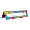 (4 Pk) Name Tent Happy Stars