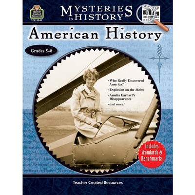 Mysteries In History American History