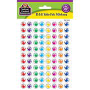Helping Hands Mini Stickers Valu Pk 1144-pk
