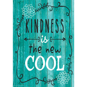 Kindness Is The New Cool Poster Positive