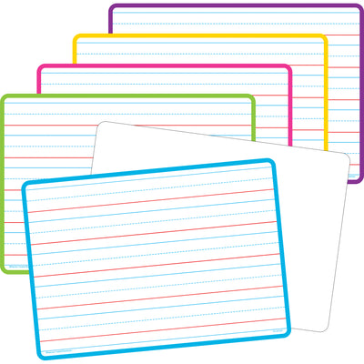 2 Sided Writing Dry Erase Boards