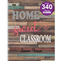 (2 Ea) Home Sweet Classroom Lesson Planner