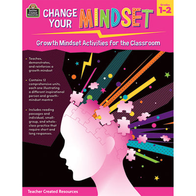 Growth Mindset For Classroom Gr 1-2
