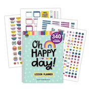 Oh Happy Day Lesson Planner - Student Spotlight