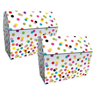 (2 Ea) Confetti Chest