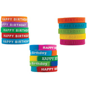 Happy Birthday Wristband Class Pack