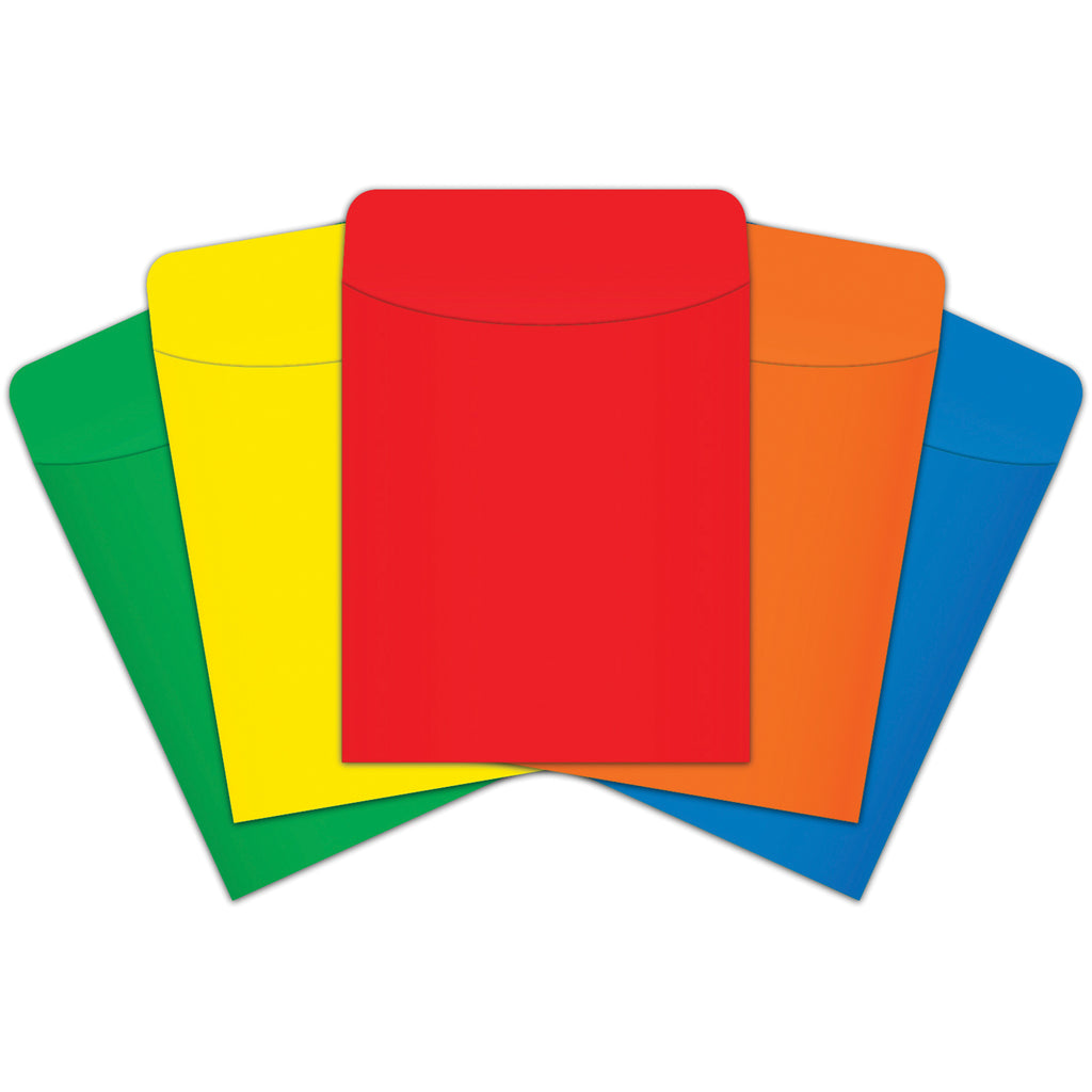Brite Pockets Primary Pk Of 35 Assorted