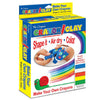 (3 Ea) Crayon Clay 125 Grams