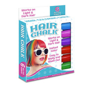 Hair Stix Hair Chalk 6 Colors