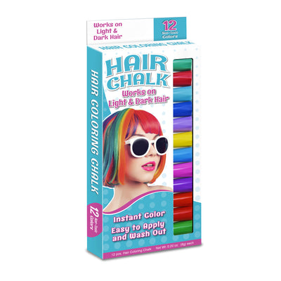 Hair Stix Hair Chalk 12 Colors